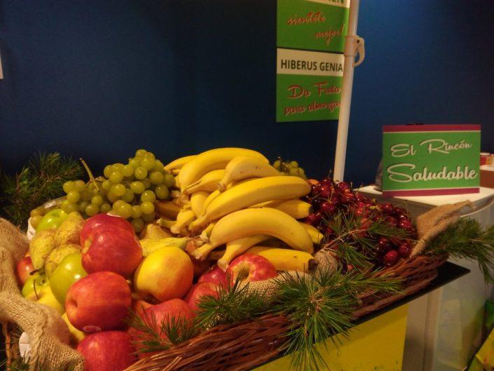 pedir fruta para oficinas