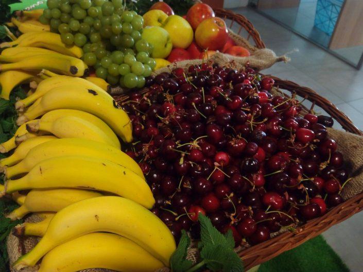 Fruta para empresas y oficinas