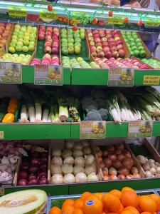 Fruta y verdura en Zaragoza