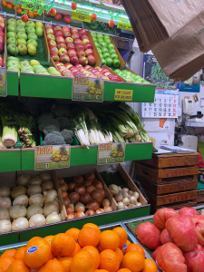 fruta y verdura a domicilio Zaragoza