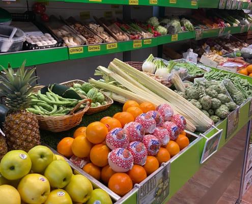 Fruta a domicilio en Zaragoza